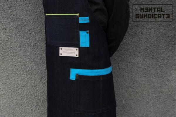 A Zido D'Apron Selvedge Denim - 1