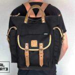 ''rVr'' Backpack Black' - 5
