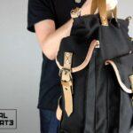 ''rVr'' Backpack Black' - 1