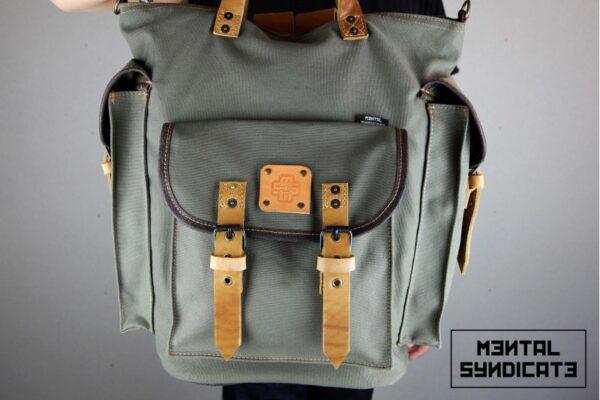''rVr'' Backpack - 3