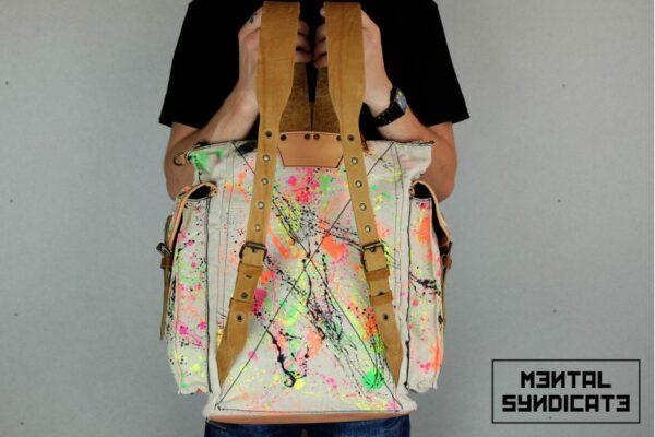 ''rVr'' Backpack EP - 5
