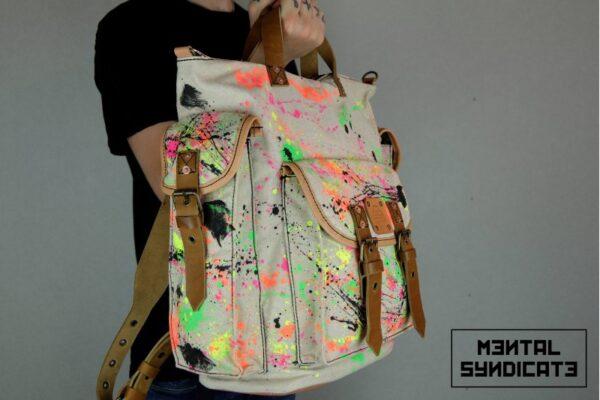 ''rVr'' Backpack EP - 4