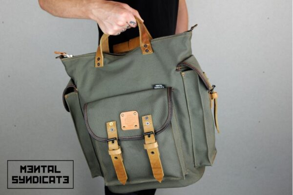 ''rVr'' Backpack - 6
