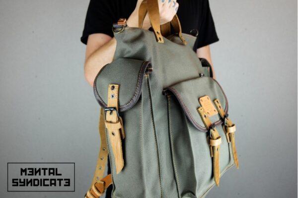 ''rVr'' Backpack - 0