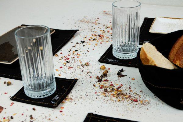 DRINK AND DINE HOME SET BLCK - 4