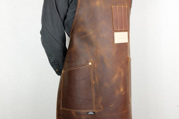 Crazy Leather Apron - 6