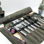 BBQ Tool Roll ''WAX'' - 5