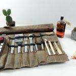 BBQ Tool Roll ''Pastel'' - 1