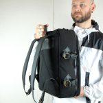 Modular Camera Backpack ''Trice'' - 11