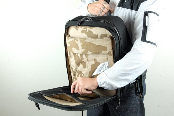 Modular Camera Backpack ''Trice'' - 7