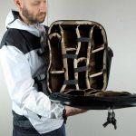 Modular Camera Backpack ''Trice'' - 3