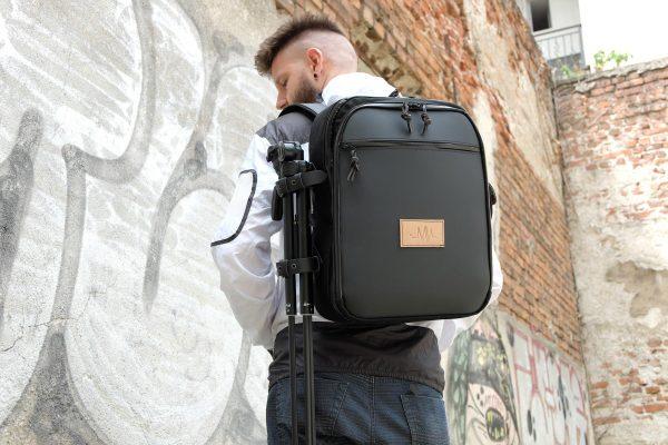 Modular Camera Backpack ''Trice'' - 0