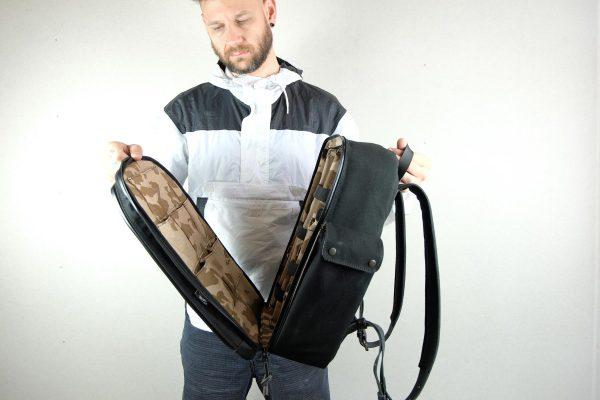 Modular Camera Backpack ''Trice'' - 5