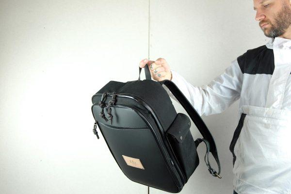 Modular Camera Backpack ''Trice'' - 4