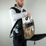 Modular Camera Backpack ''Trice'' - 1