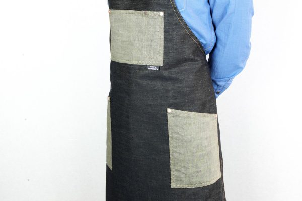 Memory Remains GC Denim Apron - 5