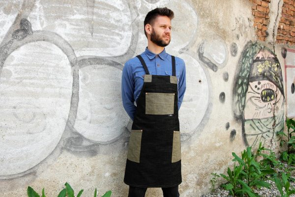 Memory Remains GC Denim Apron - 0