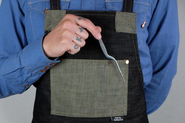 Memory Remains GC Denim Apron - 1