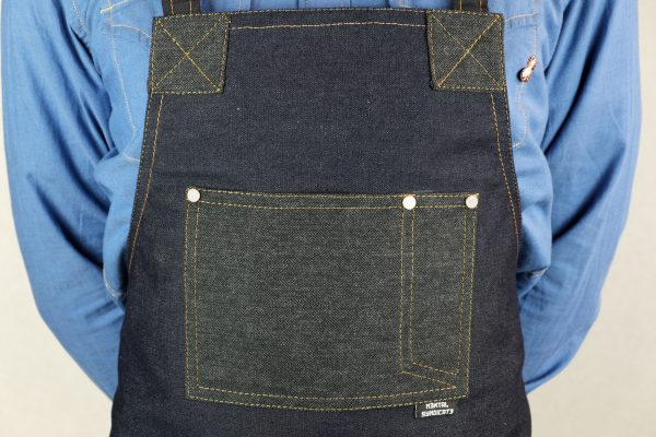 Memory Remains ''HB'' Denim Apron - 0