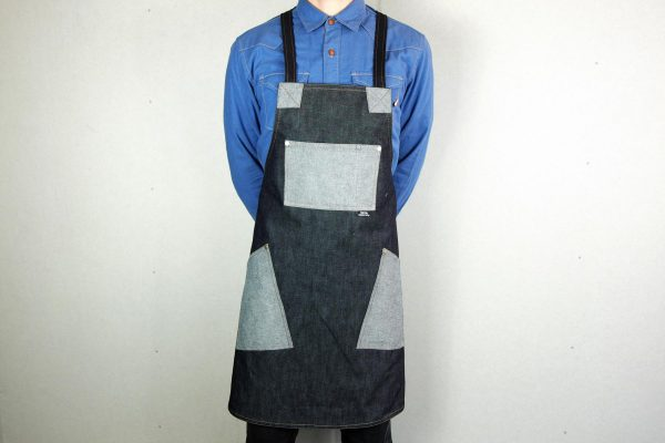 Memory Remains RI Denim Apron - 3
