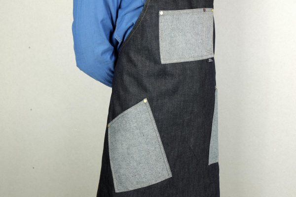 Memory Remains RI Denim Apron - 2