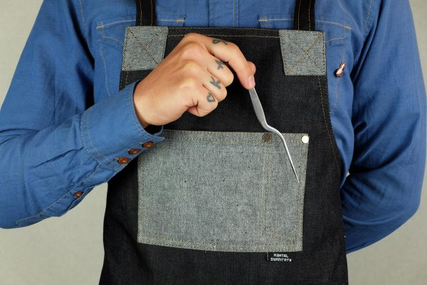 Memory Remains RI Denim Apron - 1