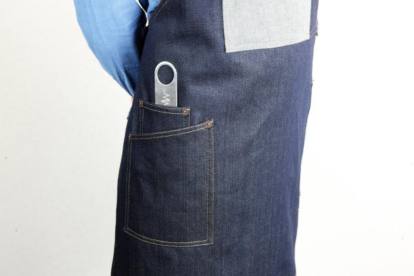 MR Reconstructed Apron - 2