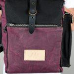 Roll Top Backpack BNB - 8