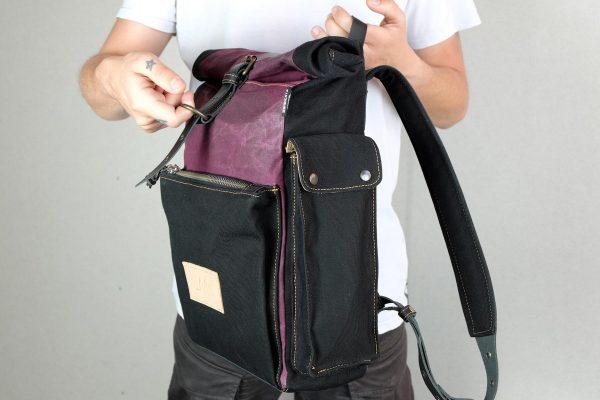 Roll Top Backpack BNB - 2