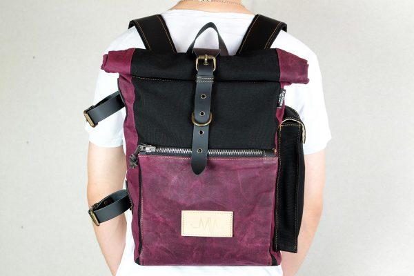 Roll Top Backpack BNB - 5