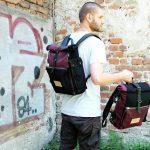 Roll Top Backpack BNB - 0