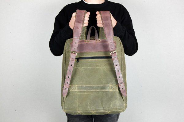 CT Backpack WAX - 7
