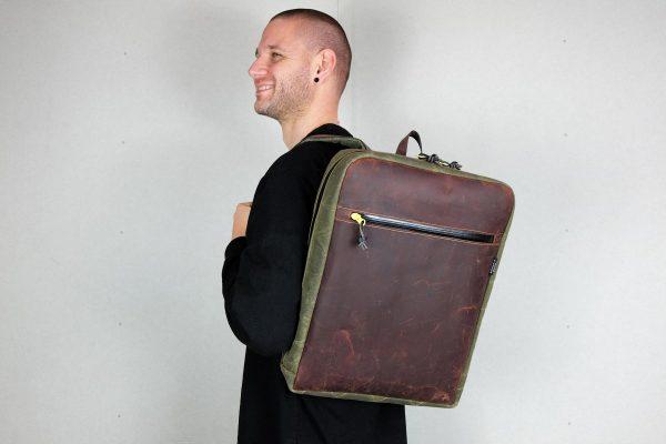 CT Backpack WAX - 0