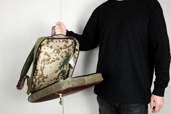 CT Backpack WAX - 2