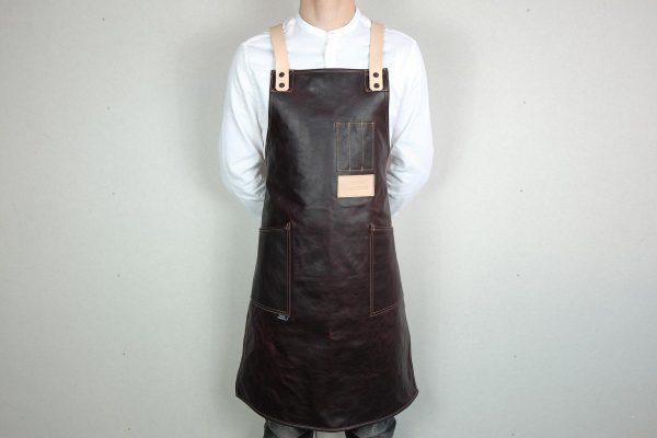 Crazy Leather Apron CHRR - 7