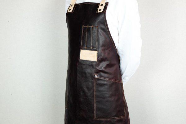 Crazy Leather Apron CHRR - 5