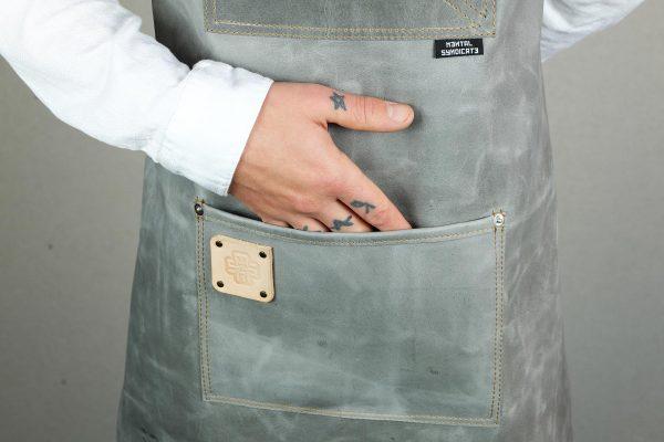 Crazy Leather Apron GR - 7