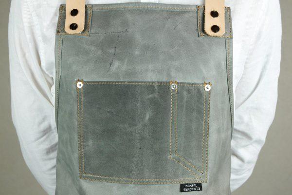 Crazy Leather Apron GR - 2