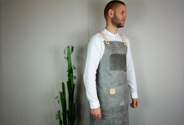 Crazy Leather Apron GR - 0