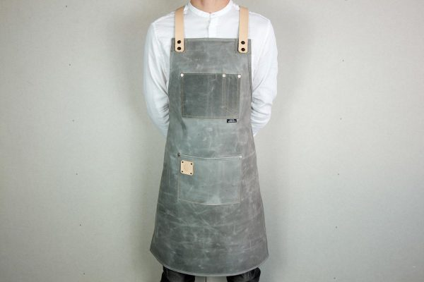 Crazy Leather Apron GR - 4