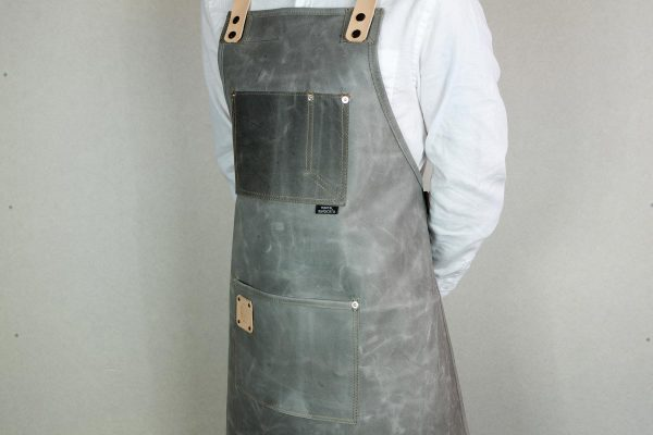 Crazy Leather Apron GR - 5