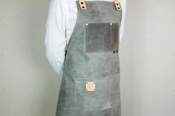 Crazy Leather Apron GR - 3