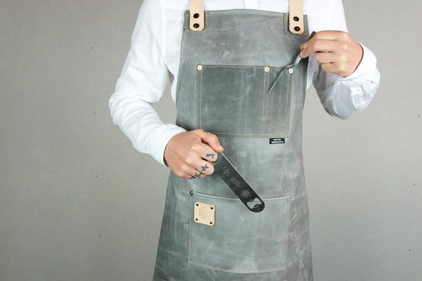 Crazy Leather Apron GR - 1