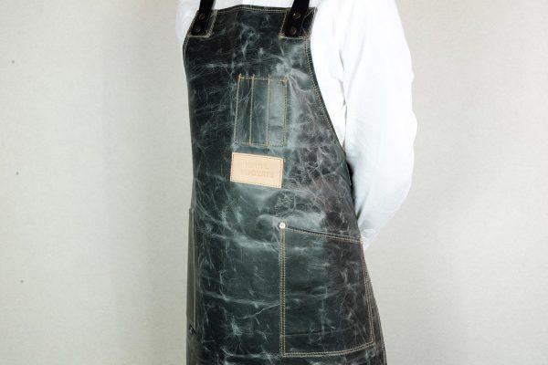 Crazy Leather Apron MRBL - 5