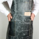 Crazy Leather Apron MRBL - 6