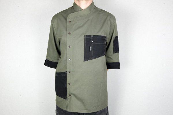 Chef Jacket ''One Self'' KHK - 6