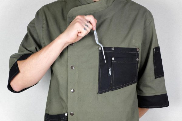 Chef Jacket ''One Self'' KHK - 0