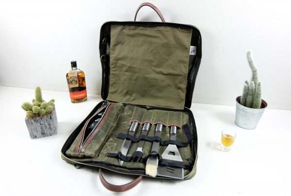 BBQ - Knife Utility Case - 6