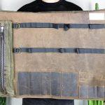 BBQ Leather Roll BLCK - 3