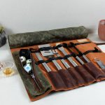 BBQ Leather Roll - 1